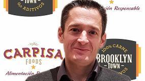 Fotografia de Diego Rodríguez, nuevo director de Ingeniería, Proyectos y Procesos de Carpisa Foods