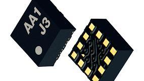 Foto de Nuevo acelerómetro KXTJ3 de Kionix