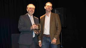 Foto de Escuelas Conectadas, primer premio con la categoría de educación en los galardones de la revista ComunicacionesHoy
