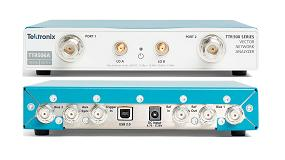 Foto de Tektronix entra en el mercado de los analizadores vectoriales de redes con la serie TTR500 dotada de conectividad USB