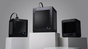 Foto de RS Components distribuye dos nuevas impresoras 3D de Zortrax