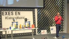 Foto de Exes, en colaboración con Google Campus, organiza la conferencia 'La Impresión de Drones con tecnología 3D'