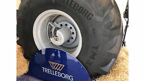 Foto de Trelleborg presentó en Demoagro su sistema de presión de inflado variable