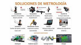 Foto de AsorCAD presentará en Bilbao las últimas novedades en metrología óptica e impresión 3D