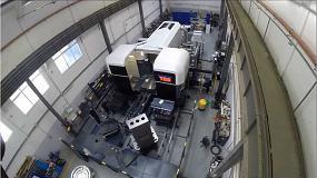 Foto de Maquinaria Márquez presenta el vídeo del montaje del centro multifunción de Tos Varnsdorf