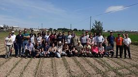 Foto de Realizado el XIII Curso de reconocimiento de malas hierbas de cultivos de verano