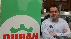 Foto de Antonio Durán, consejero delegado y director de Ventas de Durán Maquinaria Agrícola