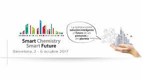 Foto de Smart Chemistry Smart Future exhibirá las innovaciones de vanguardia del sector químico en Expoquimia 2017