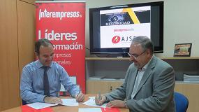 Foto de AJSE e Interempresas Media aúnan esfuerzos en el sector de la seguridad