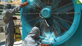 Picture of Torraval Cooling crea un servicio de desinfección y limpieza de torres de refrigeración