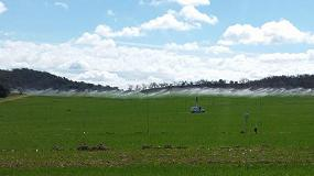 Foto de El impacto del uso del agua en agricultura, a debate en una jornada técnica