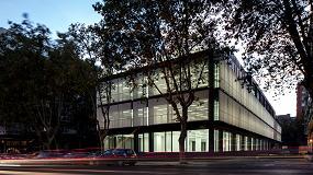 Foto de Allende arquitectos proyecta con Armstrong un edificio de oficinas Leed Gold Core and Shell