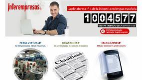 Foto de Interempresas.net supera el millón de visitas en mayo