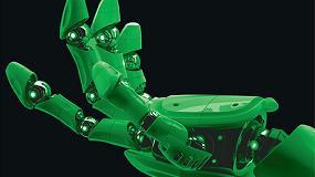 Foto de Inicio de la cooperación entre Adelio Lattuada y la empresa Knittel Glass