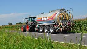 Foto de BKT dedica neumáticos específicos a las operaciones de transporte