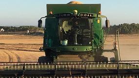 Foto de Unió de Pagesos advierte que las heladas, la lluvia irregular y las altas temperaturas dañan las cosechas de herbáceos en Cataluña