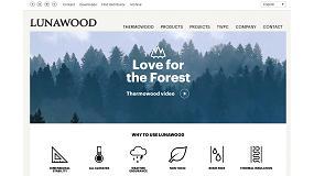 Foto de Gabarró presenta la nueva web y el nuevo catálogo de Lunawood