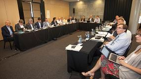 Foto de Los fabricantes europeos de recubrimientos cerámicos se reúnen en España