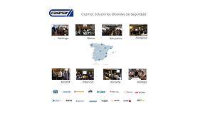 Picture of Impactante Tour de Casmar 'Soluciones Globales de Seguridad Electrónica'