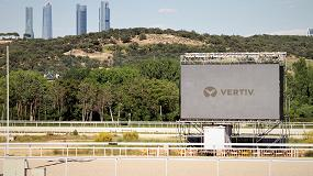 Foto de Vertiv agradece a sus clientes su fidelidad en el proceso de cambio de la marca con un evento en el Hipódromo de la Zarzuela