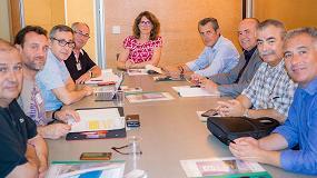 Foto de Atendidas y Seguras se reúne con el PSPV y Ciudadanos
