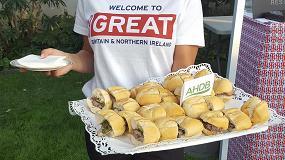 Fotografia de Las carnes con Sello de Calidad, presentes en la celebración del cumpleaños de la Reina Isabel II