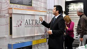 Foto de Altran presenta en InteriHotel Barcelona sus nuevos motores para cortinas en planos inclinados