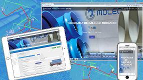 Foto de Programa de Cálculo Mecánico TOM, de Molecor