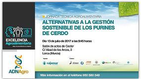 Foto de Cajamar organiza una jornada sobre alternativas a la gestión sostenible de los purines de cerdo