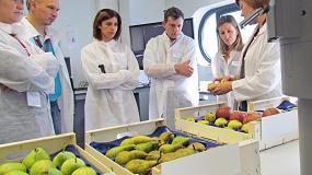 Foto de El Irta organiza una nueva edición del curso internacional 'Tecnología y manejo poscosecha de fruta'