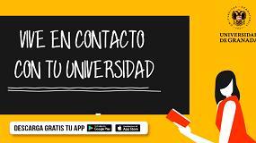 Foto de La Universidad de Granada lanza su App oficial