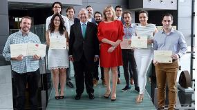 Foto de El Grupo CLH y la Junta de Castilla y León premian los mejores proyectos innovadores de la comunidad