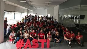 Foto de Grupo Asti crea más de 60 puestos de trabajo estable y de calidad en 2017