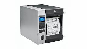 Foto de Zebra presenta las nuevas impresoras industriales que mejoran la visibilidad y productividad operacional