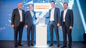 Foto de Hoffmann Group recibe el premio Global Supplier de Bosch