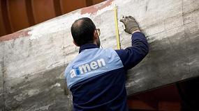 Foto de Aimen organiza el curso 'Inspector de tratamiento de superficies (Frosio) según NS476'