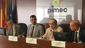 Foto de Pimec presenta la 14ª edición del Anuario de la pyme catalana