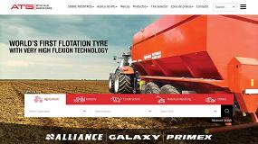 Foto de ATG presenta su nueva web a nivel mundial