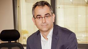 Foto de Entrevista a Fernando Grisaleña, asesor técnico y responsable de la empresa Representaciones Euromaher