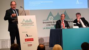 """Foto de Pedro Mier, presidente de Ametic: """"La transformación digital no ha hecho más que empezar"""""""
