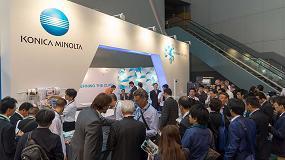 Foto de Konica Minolta impulsa el crecimiento en Labelexpo