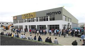 Foto de Motivo Portugal celebra su 35 aniversario como importador oficial de JCB