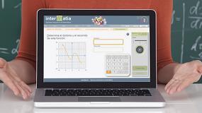 Foto de InterMatia genera, corrige y explica ejercicios de Matemáticas