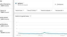 Foto de El tráfico de internet en España se disparó coincidiendo con el anuncio del iPhone X y el regreso de la Champions