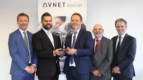 Foto de Avnet Abacus, 'Distribuidor Europeo del Año' para Molex