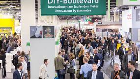 Foto de El 'DIY-Boulervard' de la Eisenwarenmesse 2018 ya está completamente ocupado