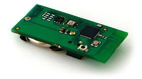 Foto de Etiqueta con sensores inalámbricos BLE