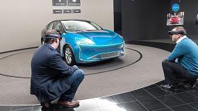 Foto de El departamento de diseño de Ford realiza pruebas con la tecnología de 'realidad mixta' Microsoft HoloLens