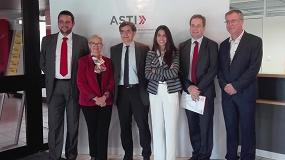 Foto de Asti inaugura en Francia su primera filial europea para reforzar la calidad y cercanía en el servicio al cliente