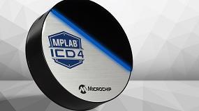 Foto de RS Components presenta el kit depurador en circuito Microchip MPLAB ICD 4